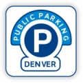 P logo for parking