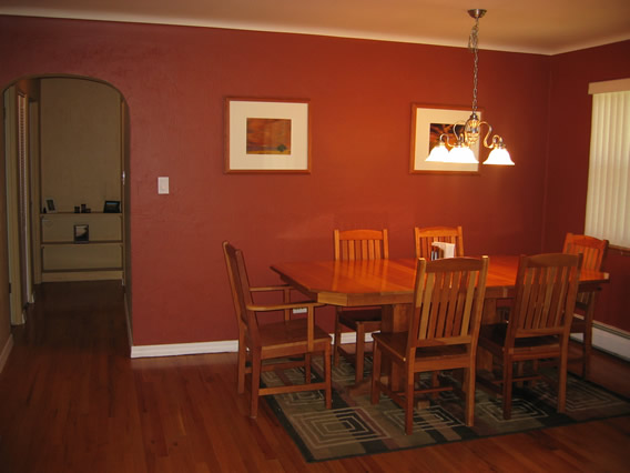 Dining Area, 2828 W. 42nd Ave, Denver