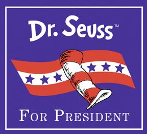 Dr Suess for President